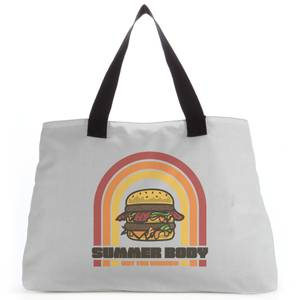Summer Body Out The Window Tote Bag