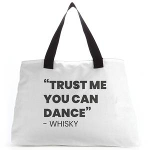 Trust Me You Can Dance - Whisky Tote Bag