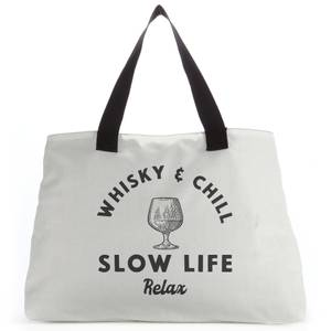 Whisky And Chill Tote Bag