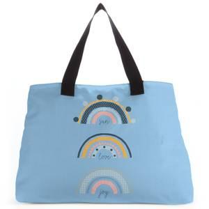 Sun Love Joy Tote Bag