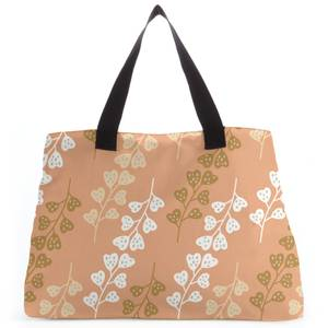 Flower Press Tote Bag