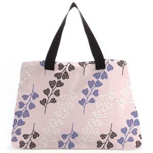 Pressed Flowes Tote Bag