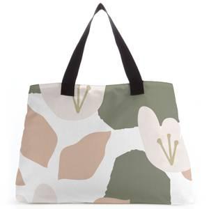 Pond Flowers Tote Bag