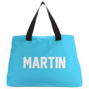Embossed Martin Tote Bag