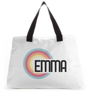 Emma Rainbow Tote Bag
