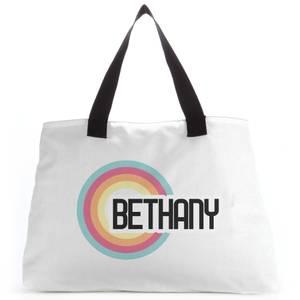 Bethany Rainbow Tote Bag