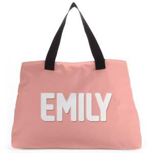 Embossed Emily Tote Bag
