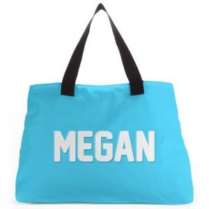 Embossed Megan Tote Bag