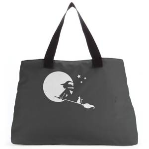 Witch Halloween Tote Bag