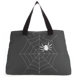 Spider Web Large Tote Bag