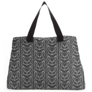 Geometric Owl Tote Bag