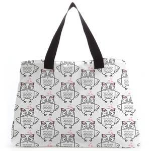 Loving Owl Tote Bag