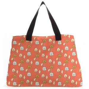 60s Small FLowers Tote Bag