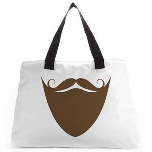 Brown Beard Tote Bag