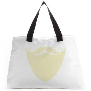 Blonde Beard Tote Bag