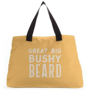 Great Big Bushy Beard Tote Bag
