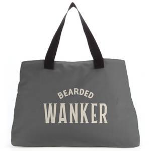Bearded Wanker Tote Bag