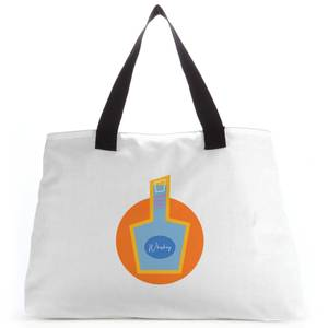 Whiskey Graphic Tote Bag