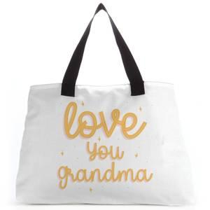 Love You Grandma Tote Bag