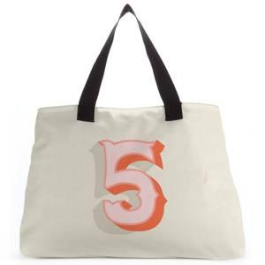 5 Tote Bag
