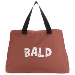 Bald Tote Bag