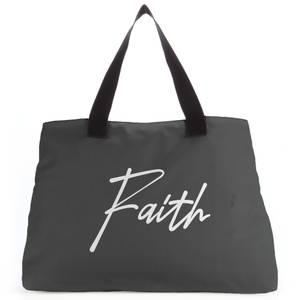 Faith Tote Bag
