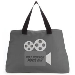 No.1 Horror Movie Fan Tote Bag