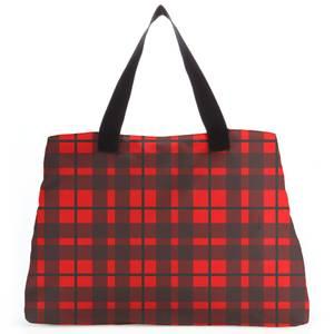 Tartan Tote Bag