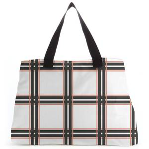 Tartan Modern Tote Bag