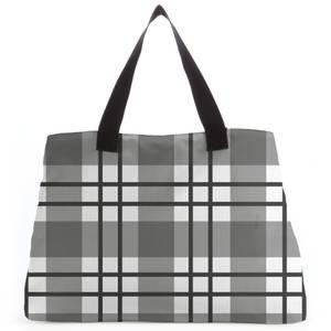 Tartan Checked Tote Bag
