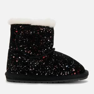 EMU Australia Toddlers' Galaxy Merino Wool Boots - Black