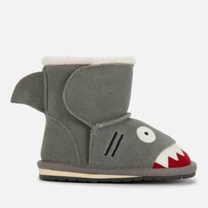 EMU Australia Toddlers' Shark Walker Boots - Putty