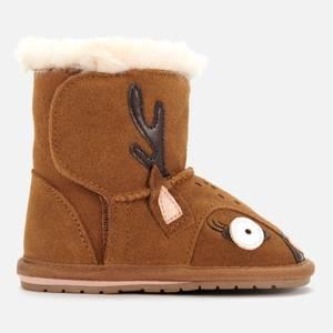 EMU Australia Toddlers' Deer Walker Boots - Chestnut