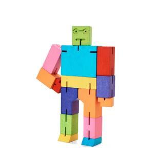 Areaware Cubebot Classic Collection - Medium - Multi