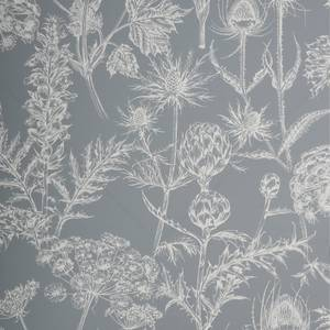 Country Living Wildflower Garden Mist Wallpaper