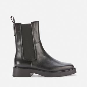 Vagabond Women's Jillian Leather Chelsea Boots - Black