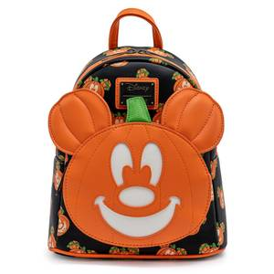 Loungefly Disney Mick-O-Lantern Mini Backpack