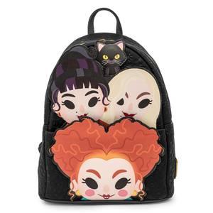 Loungefly Disney Hocus Pocus Sanderson Sisters Mini Backpack