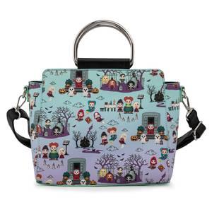 Loungefly Disney Hocus Pocus Scene Aop Crossbody Bag