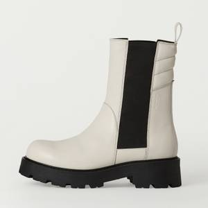 Vagabond Women's Cosmo 2.0 Leather Chelsea Boots - Off White