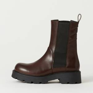 Vagabond Women's Cosmo 2.0 Leather Chelsea Boots - Brown