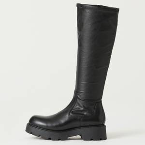 Vagabond Women's Cosmo 2.0 Leather Knee High Boots - Black
