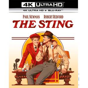 The Sting - 4K Ultra HD (Includes Blu-ray)