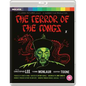 The Terror of the Tongs (Standard Edition)