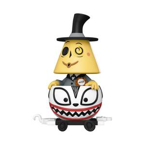 Nightmare Before Christmas The Mayor in Ghost Cart Funko Pop! Train