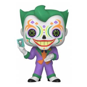 DC Comics Dia De Los DC Joker Glow-In-The-Dark EXC Funko Pop! Vinyl