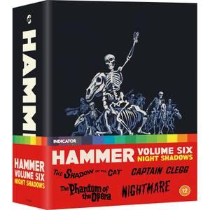 Hammer Volume Six: Night Shadows (Limited Edition)