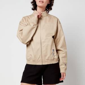 Champion Women's Full Zip Jacket - Brown
