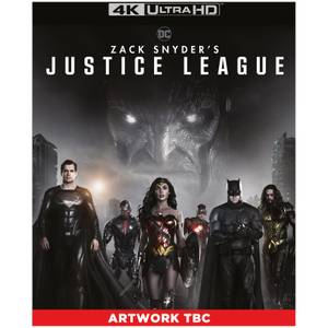 Zack Snyder's Justice League 4K Ultra HD
