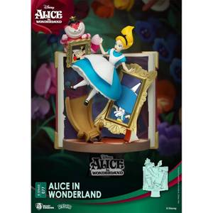 Beast Kingdom Alice In Wonderland Alice D-Stage Diorama